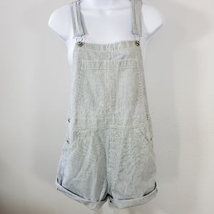 Overall Shorts 100% Cotton
